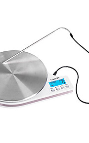 5KG/11LB Kitchen Digital Electronic Scale with Food Thermoscope and Temperature Alarm