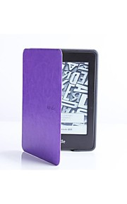 Premium PU Protective Cover Case for Amazon All-New Kindle Paperwhite 2-Royal Purple