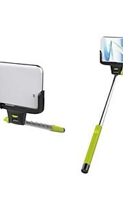 Kamera Bluetooth-Funkfernauslöser Halter Einbeinstativ Mini-Stativ für iOS Android gopro