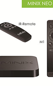 MINIX NEO X8 + M1 Quad Core TV Box + 2.4G Wireless Mouse Six-axis Fly AirMouse with XBMC,2G+8G