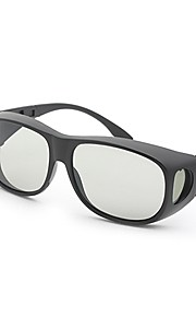 M&K Patterned Retarder Polarized Light 3D Glasses for 3D TV