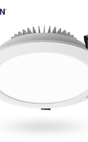 18 W- Innfellt Retrofit - Taklamper (Kald Hvit 1500-1600 lm- AC 100-240
