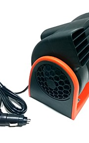 24V 7W Airflow Low Noise Car Vehicle Fan with Angle Adjustable Air Outlet