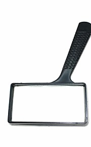 Handheld Reading 5X Square Magnifier