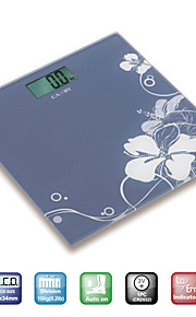 Camry Bathroom Scales Electronic Health Scales Household Measure Ultra-thin(150kg/330lb,100g)