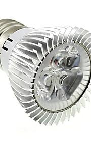 e26 / e27 3 m 3 High Power LED 220 lm kjøle / varme hvite c spotlights ac 85-265 v