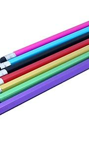beknopte balpen ontworpen touch screen stylus pen voor iPad en anderen (verschillende kleuren)