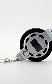 Digital Tire Pressure Gauge with Key Chain
