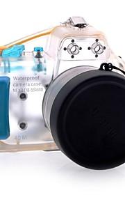 MEIKON N-3 Waterproof Camera Case for Sony Nex 3 nex-3 18-55mm Lens