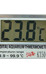 Digital KT500 Aquarium Thermometer  -9.9℃-99.9℃(-14-244 °F)