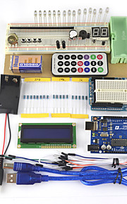 New UNO R3 Development Board Kit for (For Arduino)