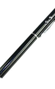 universele capacitieve scherm stylus pen met een led pointer voor mobiele telefoons&tablets
