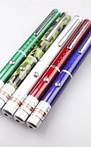 lt-8884 única caneta ponteiro laser verde (1mw.532nm.2xaaa.5-color)