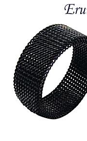 eruner®titanium stål 8mm Netty transmutable ring