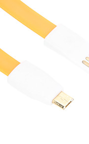 23CM Micro USB Magnet Cable for HTC/Xiaomi/Huawei