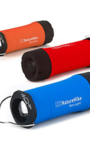 Naturehike Multifunction 3-Mode Outdoor Tent Lamp/Flashlight(100LM,3*AAA,Assorted Color)