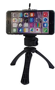 alta qualità cavalletto treppiede con il supporto del telefono per Samsung telefono cellulare e obiettivo della fotocamera