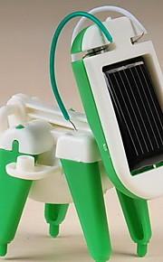 DIY 6 em 1 Kits Robot Crianças Solar Educacional