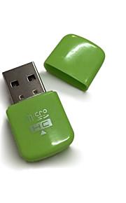 All-in-1 Mini-USB-Micro-SD-Kartenleser (gelegentliche Farbe)