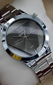Мужские часы моды transperant треугольной набором Получить весь сталь атмосфера платье наручные часы (разных цветов)