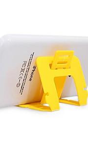 Supporto per cellulare Da scrivania Supporto regolabile Plastica for Cellulare