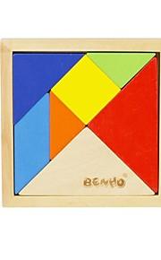 benho birketræ puslespil træ uddannelse legetøj
