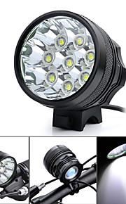 LED - Camping/Vandring/Grotte Udforskning/Cykling/Jagt/Arbejde/Multifunktion/Klatring - Hovedlygter/Cykellys (