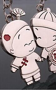 par romantisk bryllup nøglering nøglering til elsker Valentinsdag (et par)
