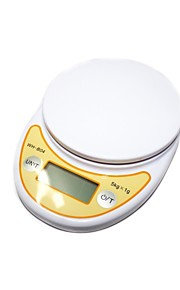 "WH-B04 Electronic 1.7"" LCD Scale w/ Tray"