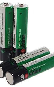 Aaa - Batterij - 1100 - ( mAh ) - 4 - pcs