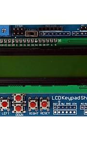 """Geeetech 2.6"""" LCD1602 Keypad Module for ARDUINO / Arduino Diecimila Duemilanove Board"""