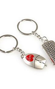 tastatur mus romantisk bryllup nøglering nøglering til elsker Valentinsdag (et par)