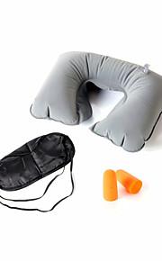 """Travesseiro de ViagemForDescanso em Viagens Tecido 7.76""""*4.53""""*0.47""""(19.7cm*11.5cm*1.2cm)"""