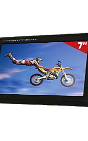 "Mini 7"" LED Digital Television LED701  DVB-T / MPEG4 / PVR  Headrest/Roof Mount"