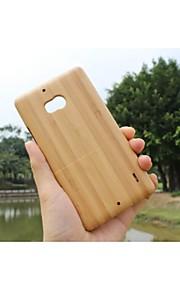 노키아 (930) 2015 패션 고급 고품질의 하드 대나무 나무 커버 쉘 보호 케이스