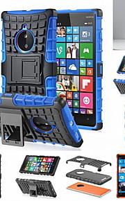 용 노키아 케이스 충격방지 / 스탠드 케이스 뒷면 커버 케이스 갑옷 하드 PC Nokia