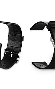 tiras de banda pulseira de couro de reposição genuínas para 38 milímetros iWatch maçã e 42 milímetros clássico&fivela moderna