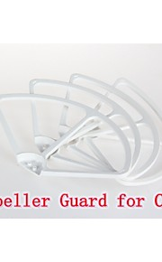 cheerson cx-20 hélice set suporte fender prop / 4pcs rc quadcopter peças cx-20-025