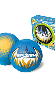 Winmax®  Black/Blue/Orange Neoprene Wateproof Beach Football/Soccer with Free Pump