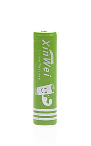 Wei Xin 3,7 V 5000mAh 18650 oplaadbare lithium-ion batterij (1st)