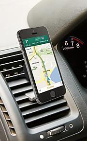 färgrik magnet bil luft vent mount hållare för iPhone och andra (blandade färger)