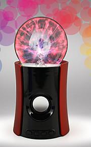 nuevo altavoz bola mágica electrostático con tarjetas de micrófono / tf reproductor de mp3 para / iphone / ipad / samsung