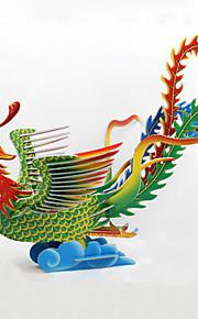3d phoenix puslespil
