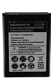 batería de repuesto - 4300 - Samsung - Galaxy Note 3 Lite - Galaxy Note III/N9000/N9005 N900A/N900/N9002 N9000 - No
