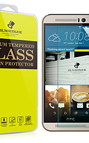 mr.northjoe® gehard glas folie screen protector voor de HTC One m9
