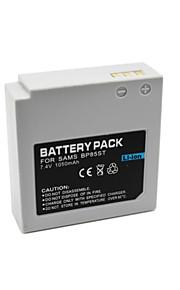 BP-85st - Li-ion - Batterij - voorfor Samsung SC-HMX10、 SC-HMX10A 、SC-HMX20 、SC-HMX20C 、SC-MX10 、 SC-MX10A SC-MX10P <br>SC-MX10R