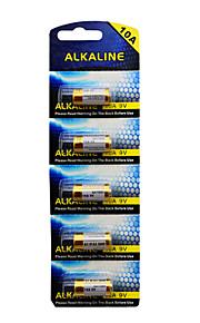 Beston 5pcs 9V 10a l1022 alkaline batterij voor draadloze deurbel / afstandsbediening / alarm
