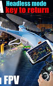 ht-f801c quadrokopter 2,4 g wifi FPV 4CH 6-akset gyro professionelle droner hovedløs tilstand et centralt afkast