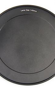 145 milímetros tampa de rosca lente metal para nikon14-24 para canon 17 milímetros dedicado