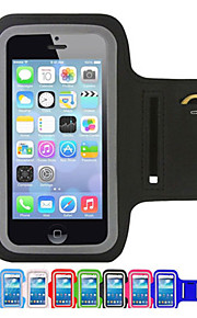 universel sport armbind røre displayet Case for iPhone (assorterede farver)